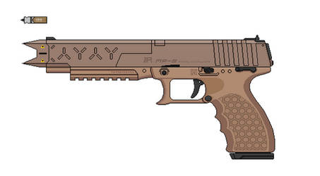 Polemus Armaments MP-8 Taranis - Handgun