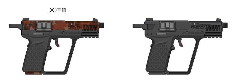 XOF 11 : A Gun From Another World