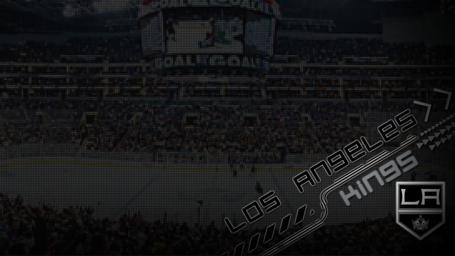 los angeles kings wallpaper by flyer48 on deviantart