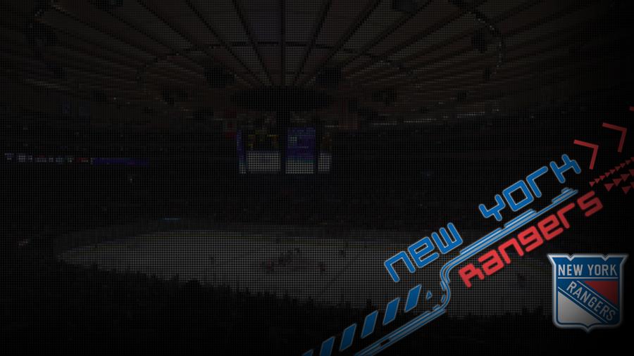 Ny Rangers Logo Wallpaper Buingoctan