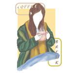 Coffee break by Anukisima