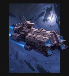 Carrier by LeonovichDmitriy