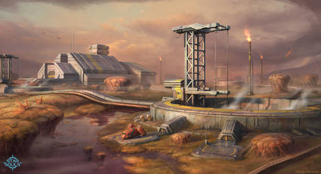 Mining Complex 01