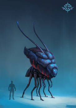 Hive Character Concept 02
