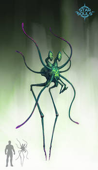 Hive Character Concept 04