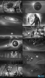Star Souls - Shots for Animations Movie