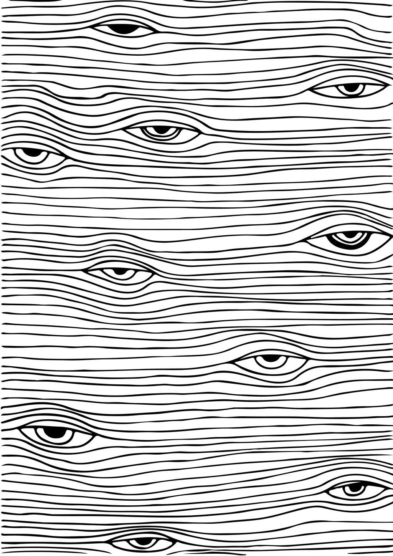 Woodeye #1 by peachandguava
