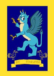Be Fearless! by HorsesPlease