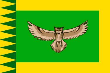 Flag of the Republic of Nevkreno by HorsesPlease