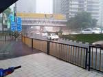 Mid Valley in Heavy Rain