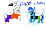 Kanker Ponies by HorsesPlease