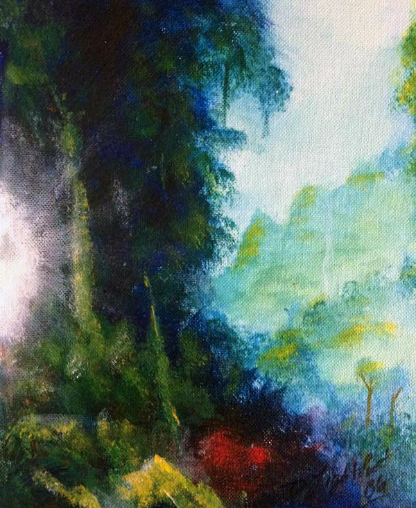 Jungle Light by DanielLightfoot