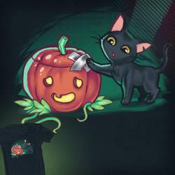 Pumpkin Patch - Shirt Design