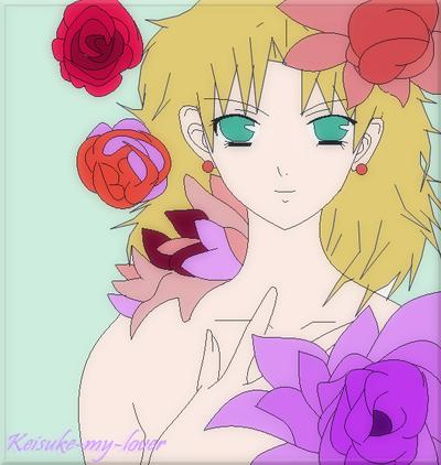 Temari Flowers by Keisuke-my-lover