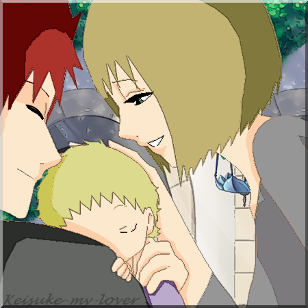 Our baby Temari by Keisuke-my-lover