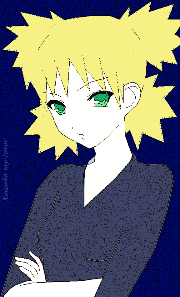 Temari again by Keisuke-my-lover