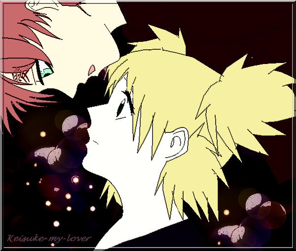 GaaTema [Coucou!] by Keisuke-my-lover