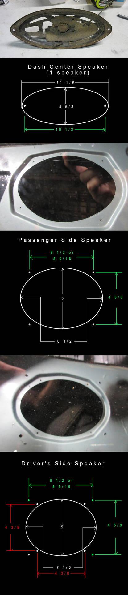 Odd speakers in old cars. Y63kllty