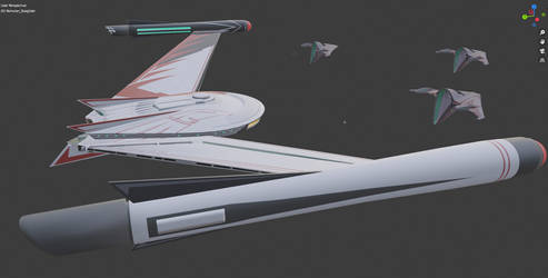Romulan Fleet-in-Progress