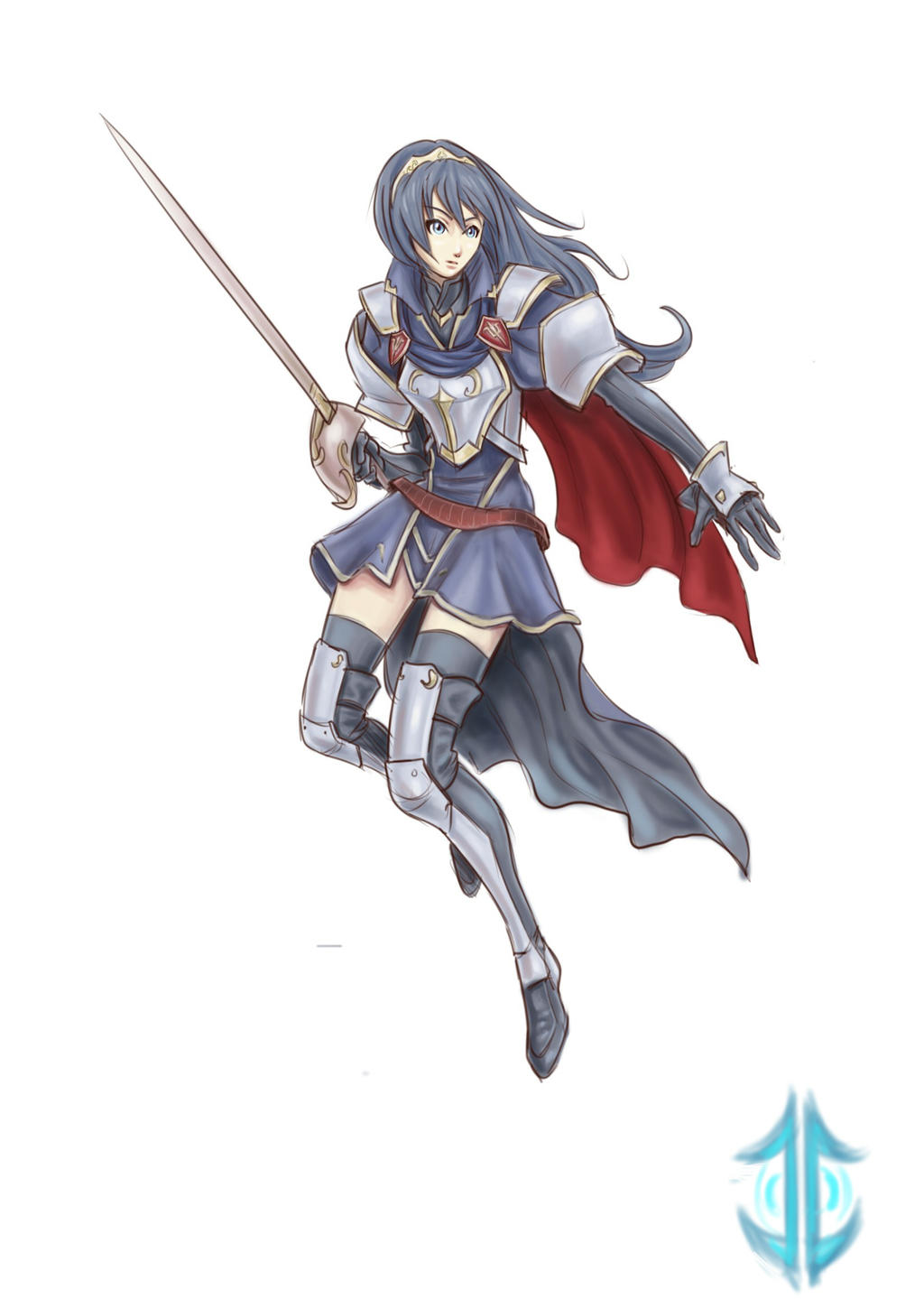 Lucina Fire Emblem Lucina~ by jaeon009 on...