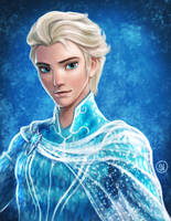 Erland, The Ice King of Arendelle by jaeon009