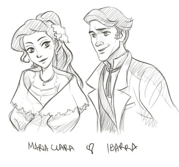 a character sketch about maria clara In our generation today, where women are becoming liberated due to the influence of foreign countries, do you think that maria clara character still exists.