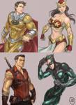Filipino Super Heroes
