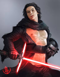 Kylo Ren by jaeon009