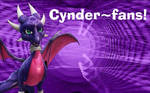 Cynder-Fans by sydniesala.