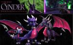Dawn of Cynder by StarGriffin