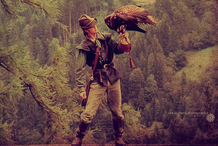 Falconer... reload by dethita