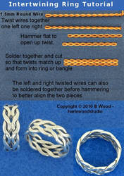 Intertwining Ring Tutorial