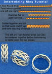Intertwining Ring Tutorial