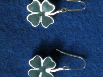 Lucky Earrings by harlewood