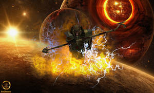 Eye of Ra is coming