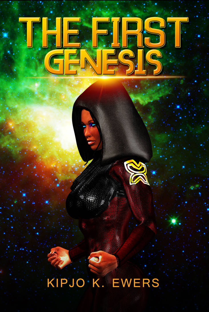 Genesis book cover reveal!