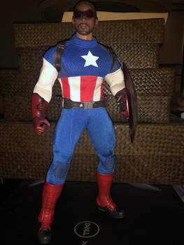 Captain America Custom TBLeague 1