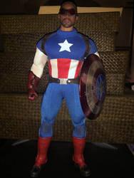 Captain America Custom Tbleague 2