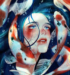 Draw This In Your Style Koi Fish