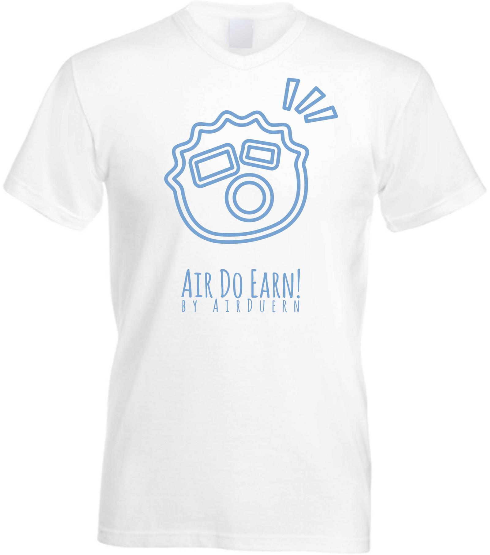 AirDoEarn tshirt by airduern by AirDuern