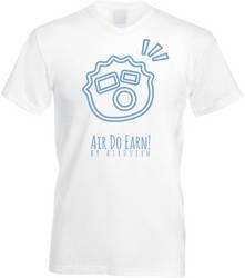 AirDoEarn tshirt by airduern