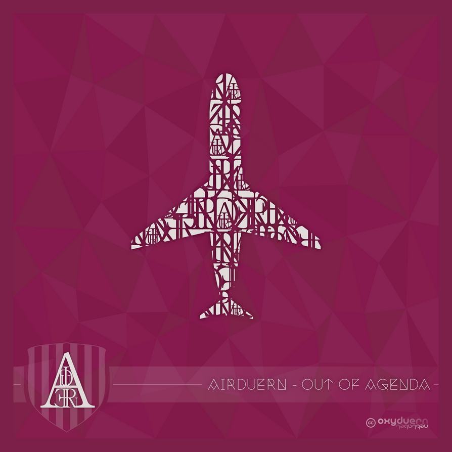 Out of Agenda (album cover) by AirDuern