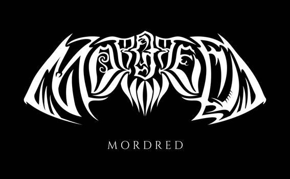 Mordred logo