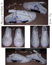 My Magical Blue Shoes by dreamangelkristi