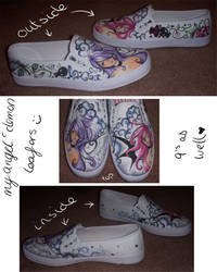 Conflicted Loafers by dreamangelkristi
