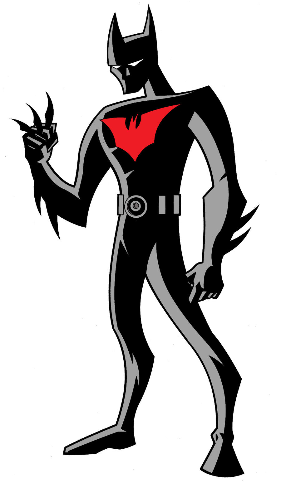 Batman Beyond by Nanquilizador on DeviantArt