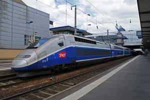 TGV Duplex by robertbeardwell