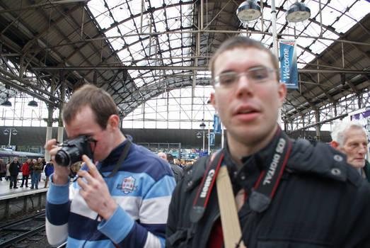 Snap Shot at Manchester