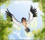 Look! Up in the sky! It's a bird! It's a....