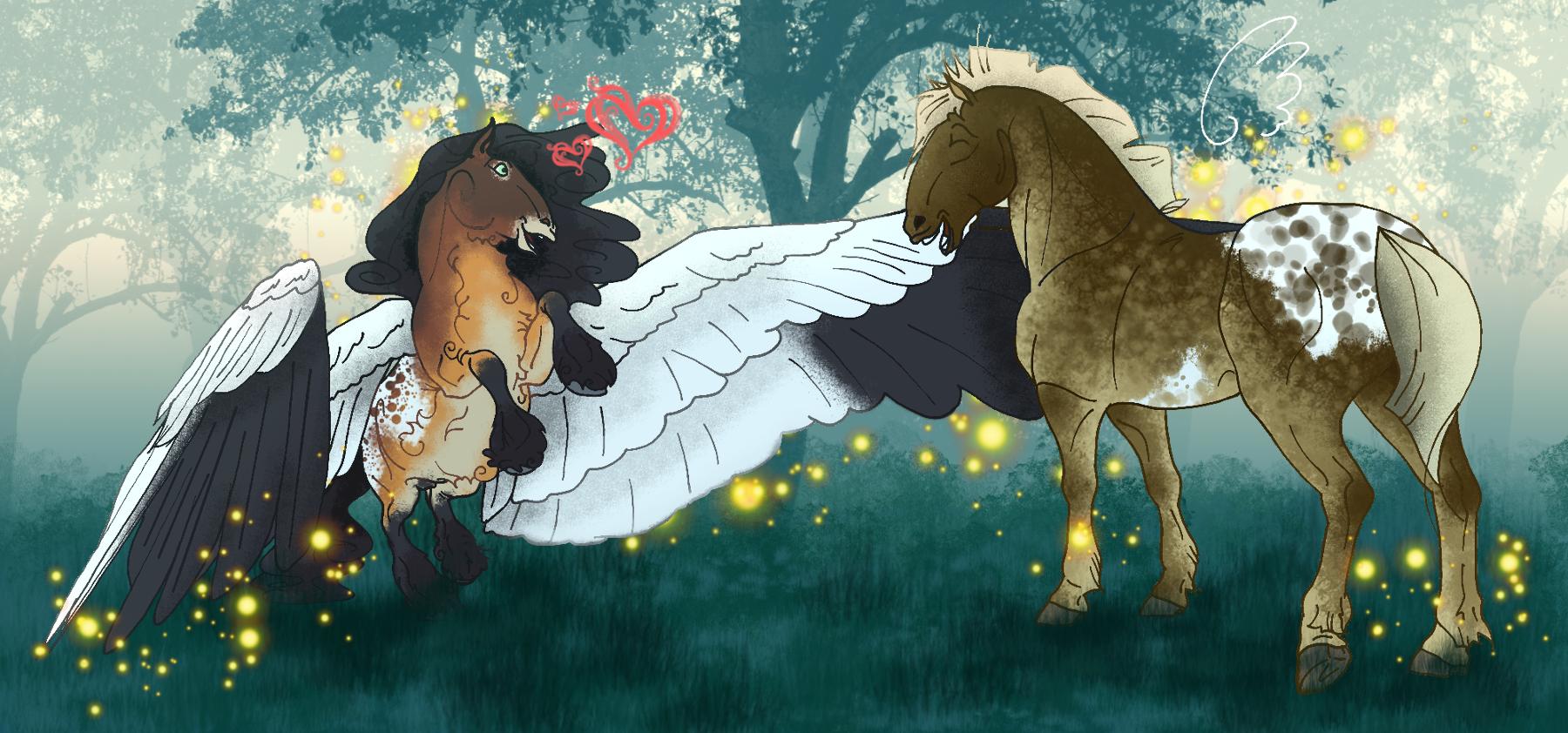 Courtship Dances